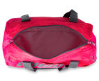 Puma Women's Studio Barrel Bag - Rose Red/Fluro Peach 5