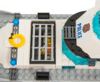 LEGO® City Police Patrol Boat Building Set 3