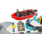 LEGO® City Police Patrol Boat Building Set 4