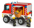 LEGO® City Fire Utility Truck Building Set 2