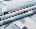 Sheridan Alchemie Double Bed Quilt Cover Set - Aquamarine 4