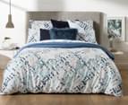 Sheridan Alchemie Queen Bed Quilt Cover Set - Aquamarine 2