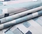 Sheridan Alchemie Queen Bed Quilt Cover Set - Aquamarine 4