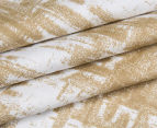 Sheridan Lior King Bed Quilt Cover Set - Dune 5