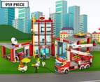 LEGO® City Fire Station Building Set 1