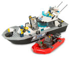 LEGO® City Police Patrol Boat Building Set 2