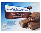4 x Weight Watchers Choc Delight Indulgent Bar 105g 5pk 2
