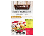 2 x Gluten Free Kitchen Simple Muffin Mix w/ Ancient Grains 450g 2