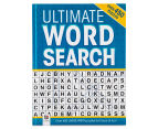 Ultimate Large Print Word Search Book - Blue 1