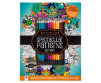 Kaleidoscope Colouring Kit - Spectacular Patterns & More 1