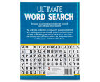 Ultimate Large Print Word Search Book - Blue 2