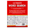 Ultimate Large Print Word Search Book - Red 2