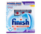 Finish Quantum Powerball Power & Free Dishwashing Caps 38pk 1