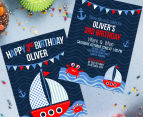 Personalised Kids' Party Invitations 5