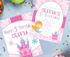 Personalised Kids' Party Invitations 6