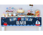 Personalised Kids' Party Banner 5