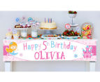 Personalised Kids' Party Banner 6