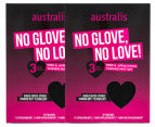 2 x Australis No Glove No Love Tanning Mitt Set 1