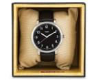 Timex 42mm T2N339 Easy Reader Watch - Black 5