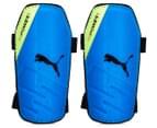 Puma EvoPower 5.3 Shinguard - Atomic Blue/Safety Yellow/Black 1