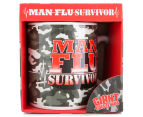 Man Flu Survivor Giant Coffee Mug  1