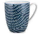 Aspen 10cm Dash Mug 4-Pack - Ink Blue 2