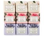 The Garden Collection Fragranced Bath Cube Pack 2