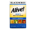 2 x Blackmores Alive! Men's Multivitamin 60 Tablets 2