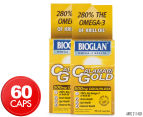 2 x Bioglan Calamari Gold 500mg Odourless 30 Caps 1