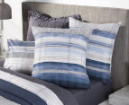 Sheridan Hillside Single Bed European Pillowcase - Midnight 2