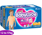 BabyLove Nappies Walker 12-17kg, 32pk 1
