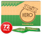 HERO Regular Condoms 72pk 1