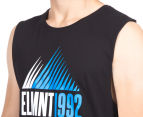 Element Men's Atlanta Muscle Singlet - Black 6