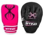 STING Arma XT Focus Combo Training Kit - Black/Pink 1