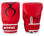 STING Arma XT Focus Combo Training Kit - Black/Red 2