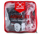 STING Arma XT Focus Combo Training Kit - Black/Red 6