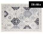 Arya Beauty Classic Collection Isadora 230x160cm Medium Rug - Blue 1
