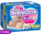 BabyLove Nappies Infant 3-8kg, 48-Pack 1