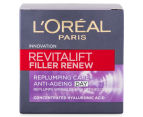 L'Oréal Revitalift Filler Renew Anti-Ageing Day Cream 50mL 2