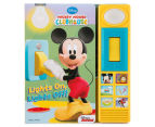 Mickey Mouse Lights On, Lights Off! Sound Book 1