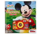 Mickey Mouse Say Cheese, Please! Sound Book 1