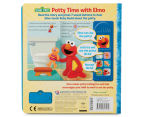 Sesame Street Potty Time with Elmo Sound Book 2