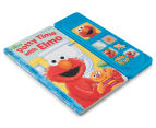 Sesame Street Potty Time with Elmo Sound Book 3