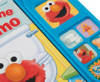 Sesame Street Potty Time with Elmo Sound Book 4