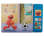 Sesame Street Potty Time with Elmo Sound Book 5