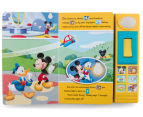 Mickey Mouse Lights On, Lights Off! Sound Book 5