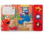My Friend Elmo Sound Book & Plush Toy 5