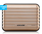 MOMAX iPower GO+ 11200mAh External Battery Pack - Gold 1