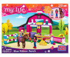 Mega Bloks My Life As Blue Ribbon Ranch 1