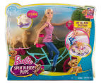 Barbie Spin 'N Ride Pups 1